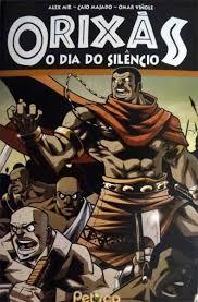 Orixás - O Dia Do Silêncio  - LiteraRUA