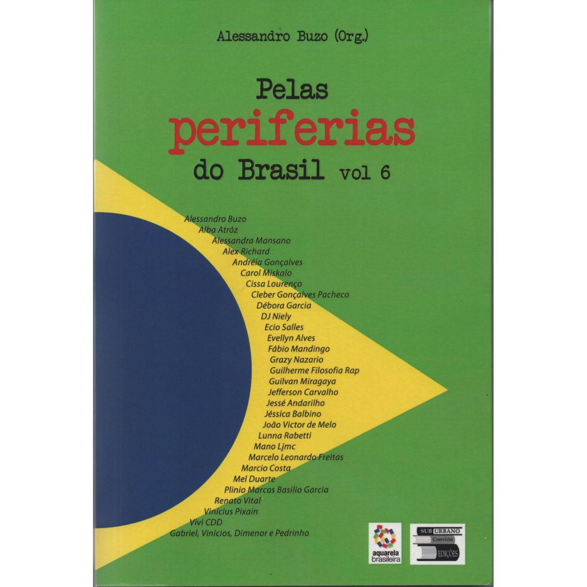Pelas Periferias do Brasil Vl.6  - LiteraRUA