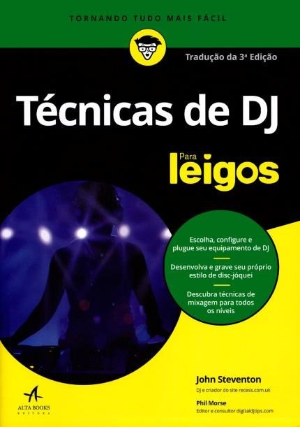 Técnicas de DJ Para Leigos  - LiteraRUA