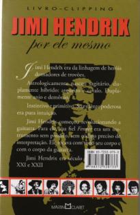 Jimi Hendrix Por Ele Mesmo  - LiteraRUA