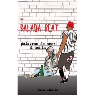 Balada Beat - Palavras de amor & menta  - LiteraRUA