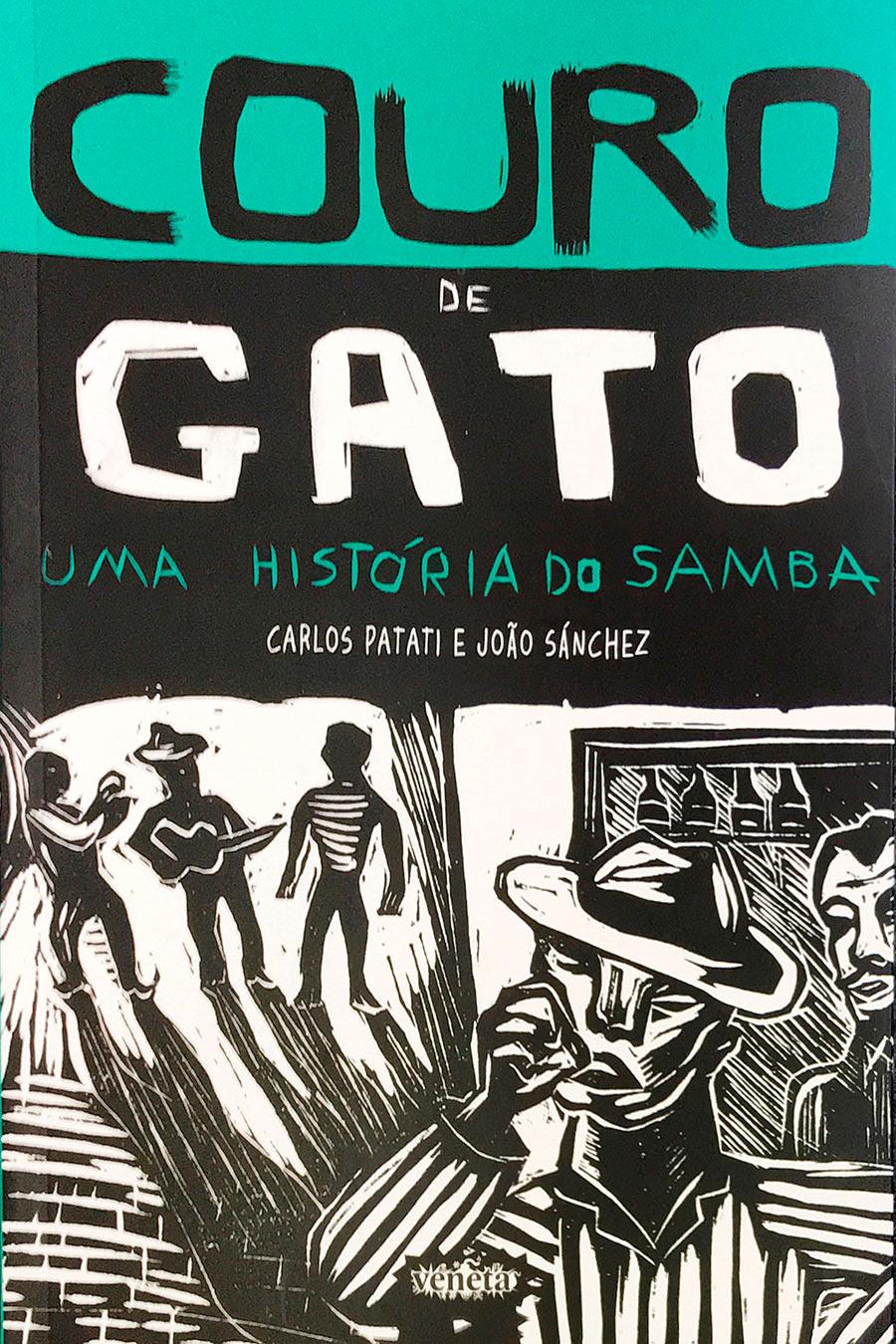 Couro de Gato  - LiteraRUA