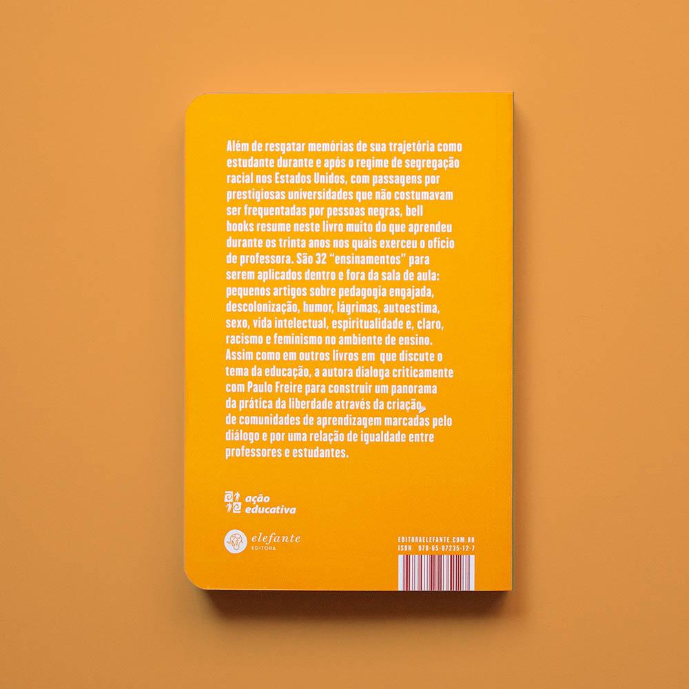 Ensinando Pensamento Crítico - bell hooks  - LiteraRUA
