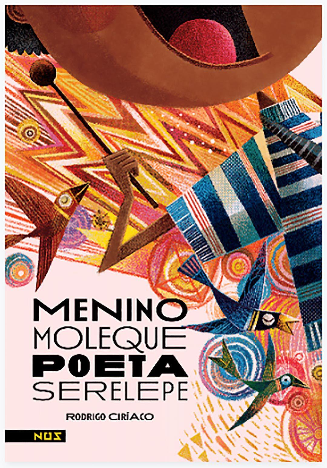 Menino Moleque Poeta Serelepe  - LiteraRUA