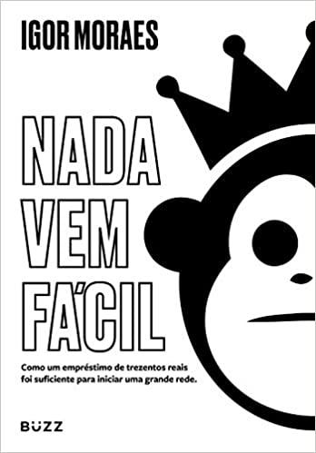 Nada Vem Fácil - Igor Moraes  - LiteraRUA