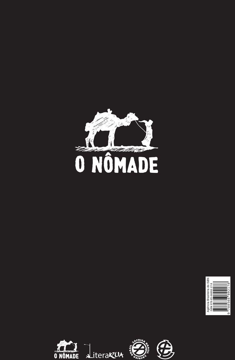 Gaspar Z´África - O Nômade  - LiteraRUA
