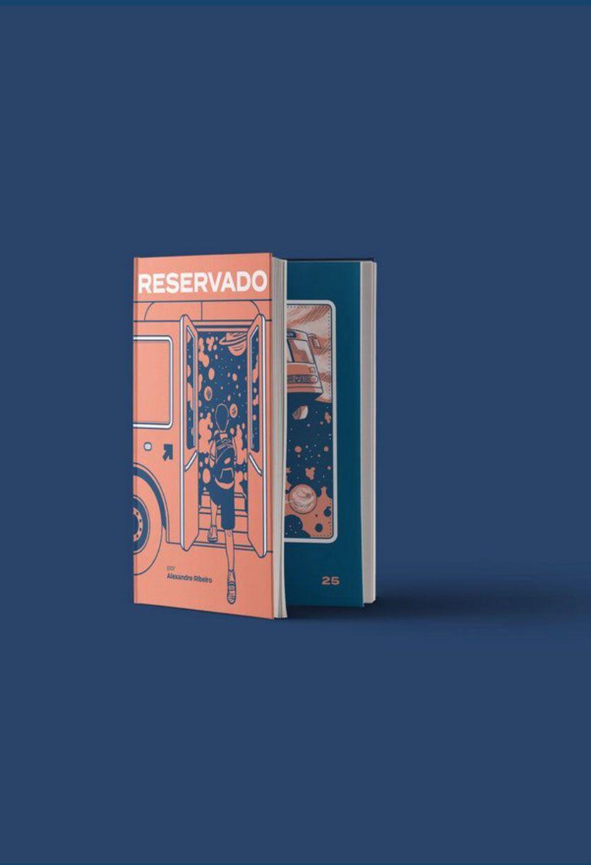 Reservado Por Alexandre Ribeiro  - LiteraRUA