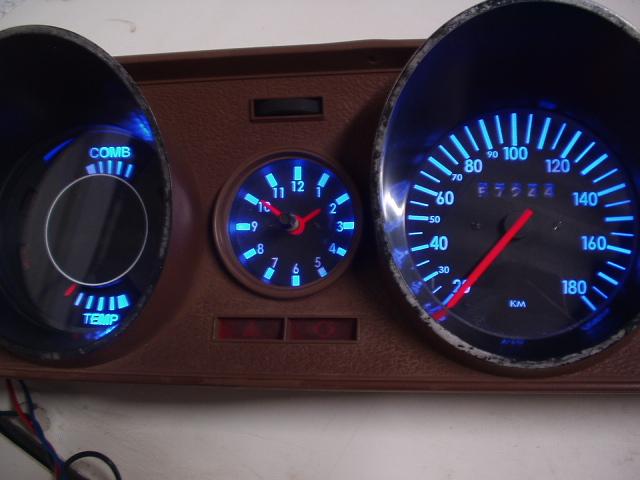 Kit Translúcido p/ Painel - Cod584v200 Top - Opala SS 6cc  - PAINEL SHOW TUNING - Personalização de Painéis de Carros e Motos