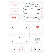 Adesivo p/ Painel - Cod16v180 - Gol 1000