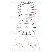 Kit Neon p/ Painel - Cod109v220 - Tempra