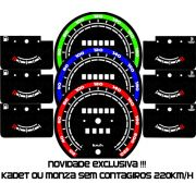 Kit Acrilico p/ Painel - Cod640v220 - Monza / Kadet ou Ipanema