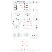 Kit Neon p/ Painel - Cod14v220 - Gol GT