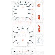 Kit Neon p/ Painel - Cod17v200 - Gol / Parati
