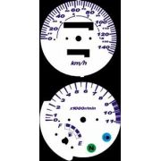 Kit Translúcido p/ Painel - Cod413v140- CG 150 Sport