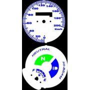 Kit Translúcido p/ Painel - Cod425v200 - CG 150