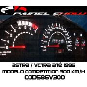Kit Translúcido p/ Painel - Cod586v300 - Vectra