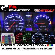 Kit Translúcido p/ Painel - Cod609v190 - Passat
