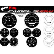 Kit Translúcido p/ Painel - Cod655v200 - Farus