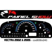 Acetato Translucido - Vectra 2002 a 2005 - Cod656v240