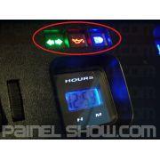 Indicadores Simbologia para Painel do Fusca modelo Itamar Cod570v160 (Pelicula)