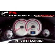 Acetato Translucido Cod601v200 - Celta Prisma SS 200km Hodometro digital