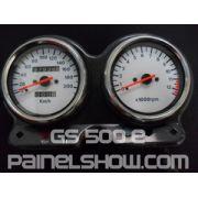 Kit Acrilico p/ Painel - Cod408v200 - GS500 E Suzuki