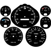Kit Translúcido p/ Painel - Cod659v160 - F1000 F4000 Turbo