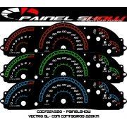 Vectra Gls Cod722v220 Acetato Translucido P Painel Show