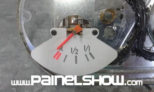 Kit Translúcido p/ Painel - Cod573v140 - Kombi Clipper Perua  - PAINEL SHOW TUNING - Personalização de Painéis de Carros e Motos