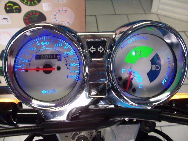 Kit Translúcido p/ Painel - Cod400v140 - CG150 KS / FAN150  - PAINEL SHOW TUNING - Personalização de Painéis de Carros e Motos