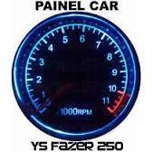 Kit Translúcido p/ Painel - Cod405v160 - Fazer 250  - PAINEL SHOW TUNING - Personalização de Painéis de Carros e Motos