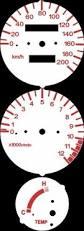 Kit Translúcido p/ Painel - Cod419v200 - RD 350 R  - PAINEL SHOW TUNING - Personalização de Painéis de Carros e Motos