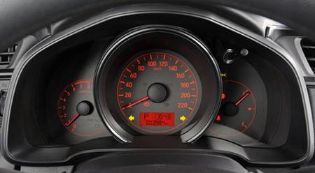 Acetato Translucido p/ Painel - Cod696v220 - Honda Fit 2014 2015 Placa Plana  - PAINEL SHOW TUNING - Personalização de Painéis de Carros e Motos