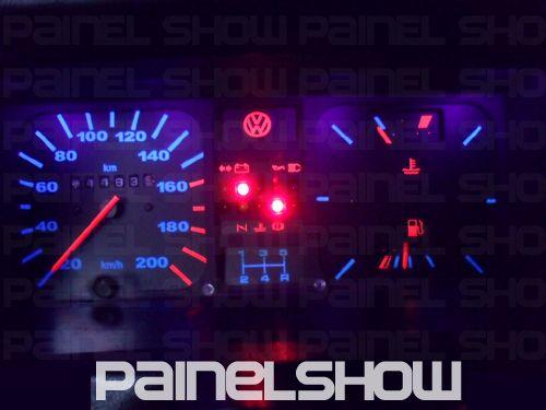 Mini Led UV Luz Negra para Iluminação de Ponteiros com Tinta Fluorescente Leds  - PAINEL SHOW TUNING - Personalização de Painéis de Carros e Motos