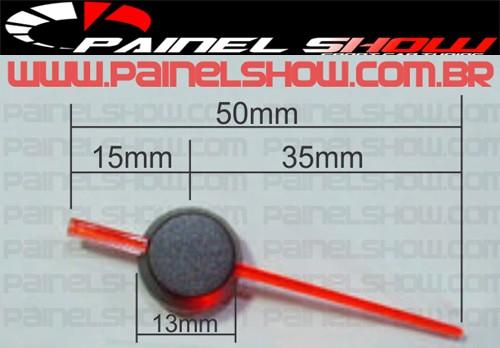 Ponteiro Acrilico 35mm  - PAINEL SHOW TUNING - Personalização de Painéis de Carros e Motos