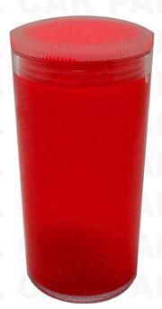Tinta Vermelha Fluorescente 10ml - Personalização de Ponteiros Painel Show  - PAINEL SHOW TUNING - Personalização de Painéis de Carros e Motos