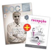 Assinatura Revista DOC 06 Edi��es + Qualidade na Recep��o