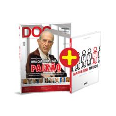 Assinatura Revista DOC 06 Edições + Marketing Médico  - DOC Content Webstore
