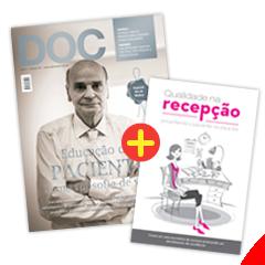 Assinatura Revista DOC 06 Edições + Qualidade na Recepção  - DOC Content Webstore