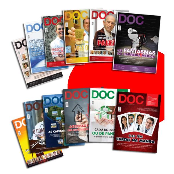 Assinatura Revista DOC ´12 Edições´  - DOC Content Webstore