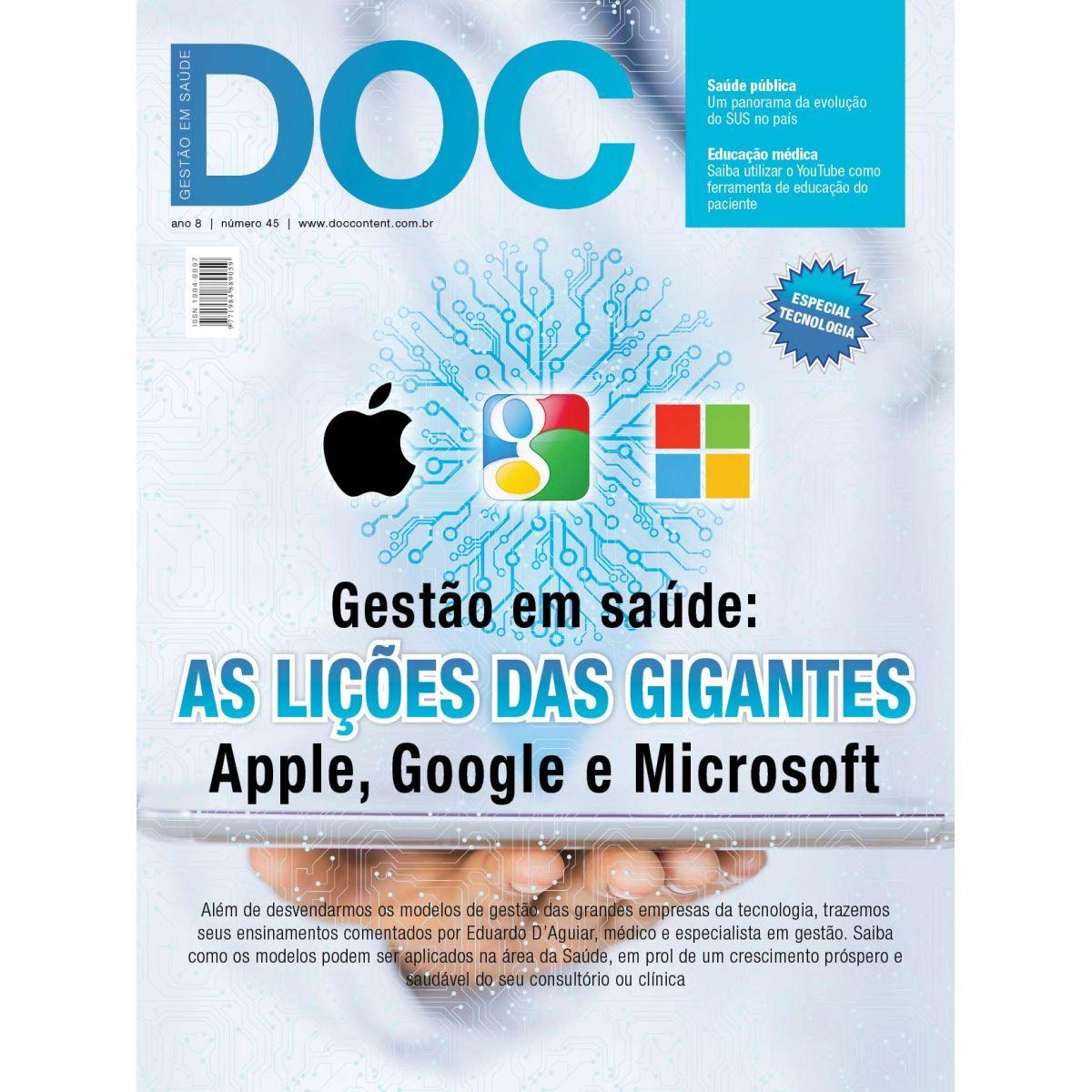 REVISTA DOC - Edição 45#  - DOC Content Webstore