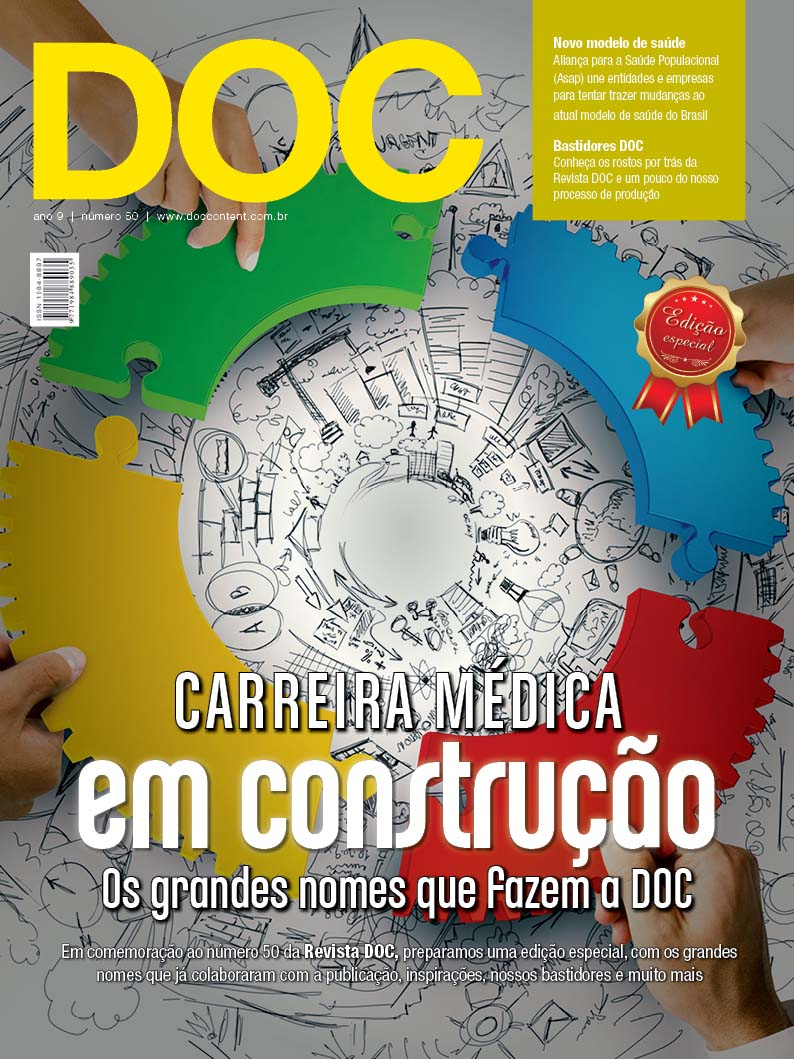 REVISTA DOC EDIÇÃO 50#  - DOC Content Webstore
