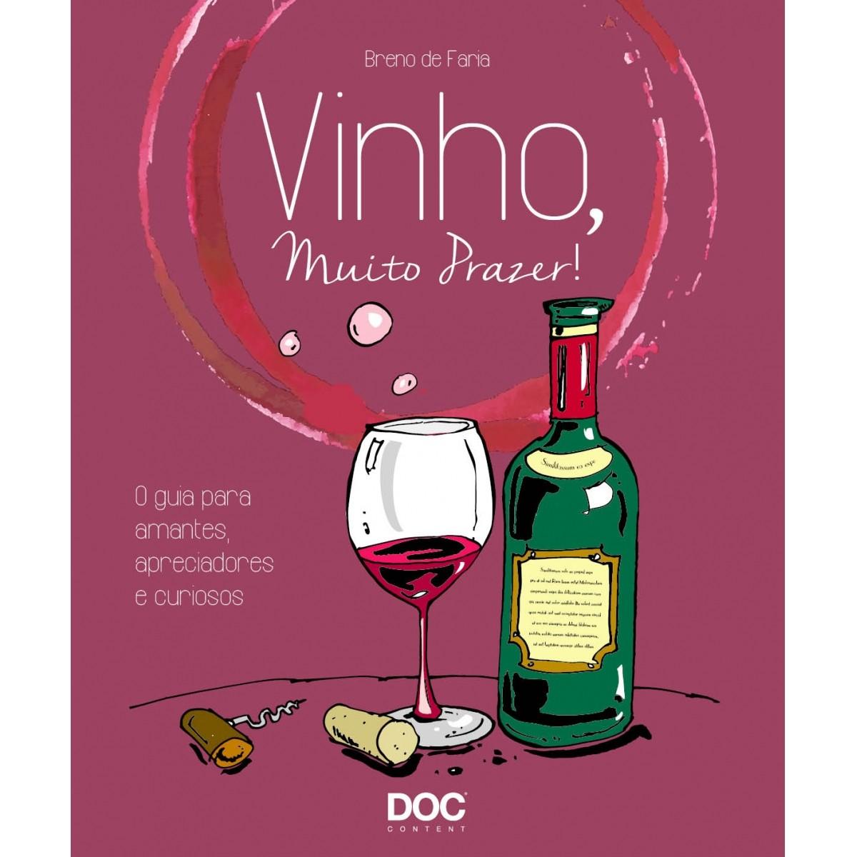 Vinho, Muito Prazer!  - DOC Content Webstore