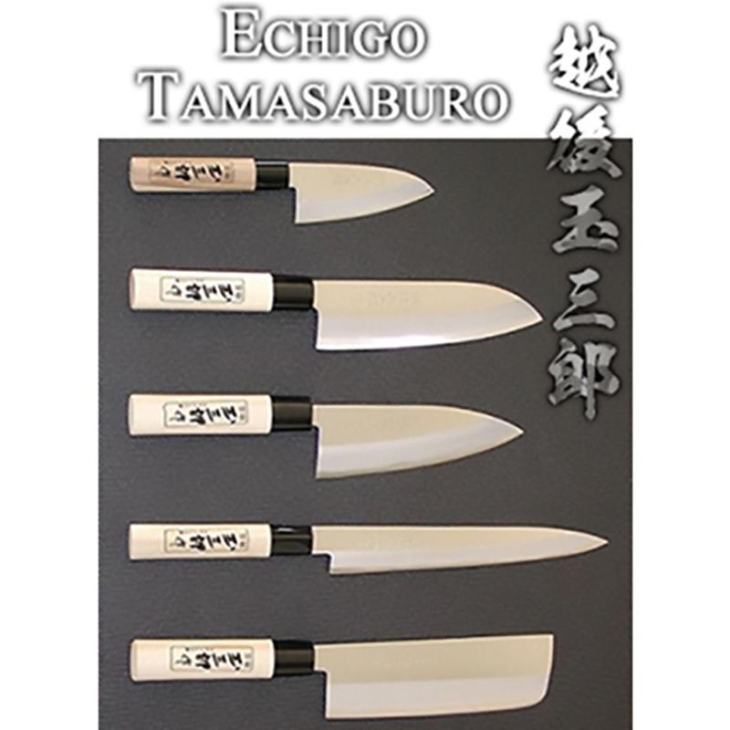 Faca Yanagiba p/ Sushi Sashimi Tamasaburo 35 cm + Capa + Óleo
