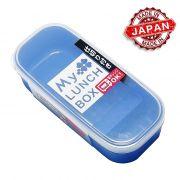 Bento Box c/ Divisória Azul 510 ml
