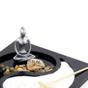 Jardim Zen Yoga Meditação 22 cm