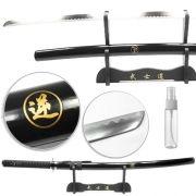 Espada Sakabatou Rurouni Kenshin Samurai X + Suporte + Lubrificante