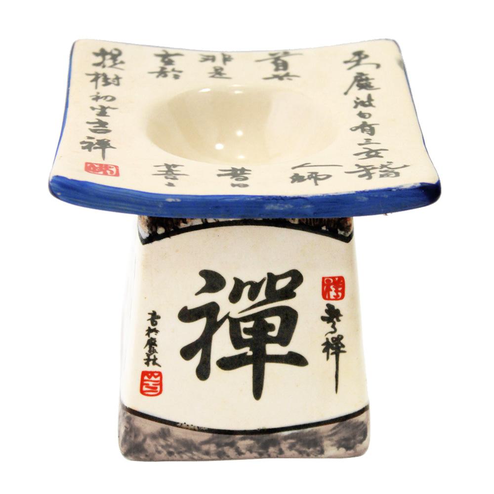 Aromatizador Zen Azul 10 x 11cm