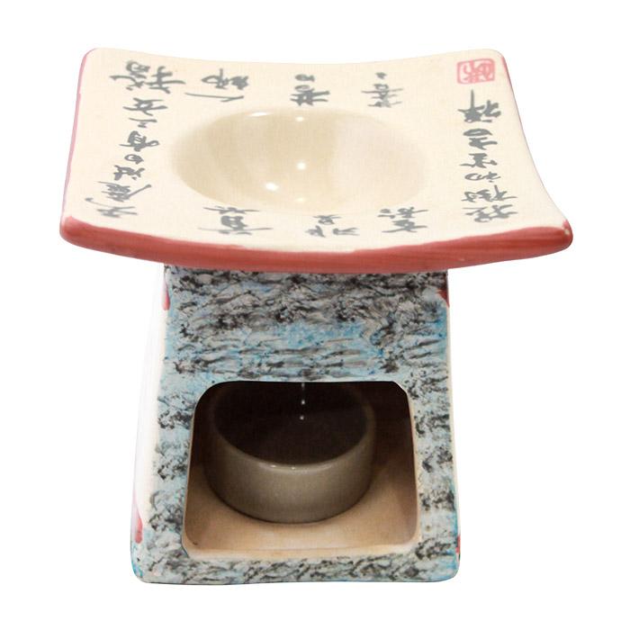 Aromatizador Zen Vermelho 10 x 11cm