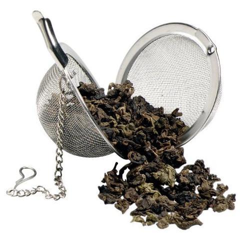 Infusor de Chá Inox Tea Ball 5 cm